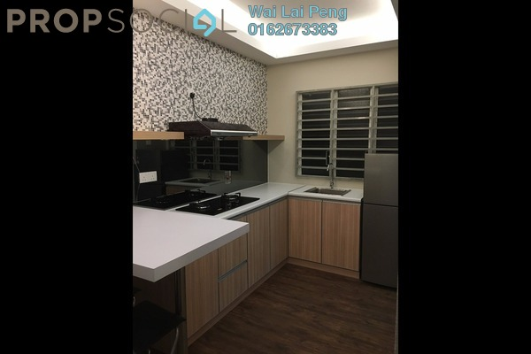 For Rent Condominium at Titiwangsa Sentral, Titiwangsa Freehold Fully Furnished 2R/1B 2.3k