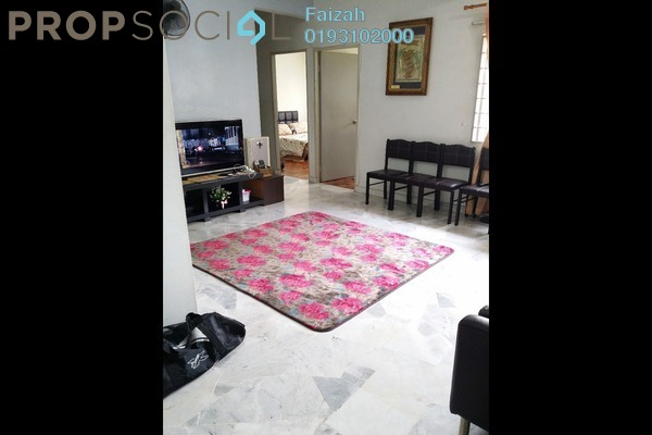 For Sale Apartment at Starville, UEP Subang Jaya Freehold Semi Furnished 3R/2B 420k