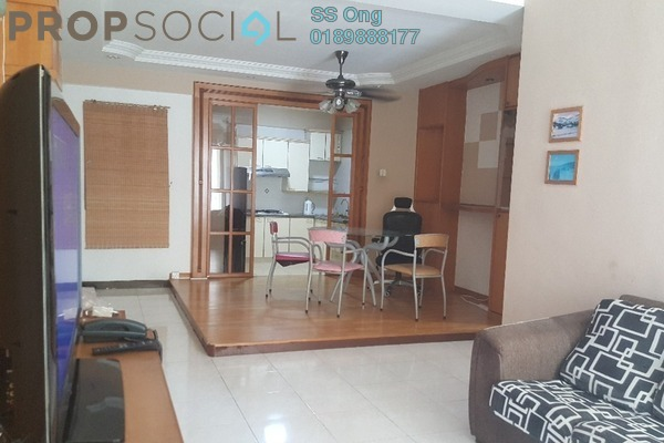For Sale Condominium at Gold Coast, Bayan Indah Freehold Fully Furnished 3R/2B 755k
