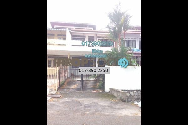 For Rent Terrace at Section 17, Petaling Jaya Freehold Semi Furnished 4R/3B 1.9k