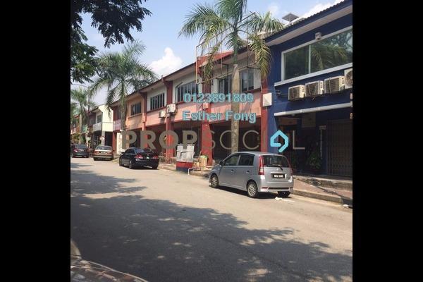 For Rent Shop at Saujana Damansara, Damansara Damai Freehold Semi Furnished 2R/2B 2.5k