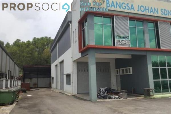 For Rent Factory at Tiara Desaru Seaview Residence, Kota Tinggi Freehold Unfurnished 0R/4B 9.5k