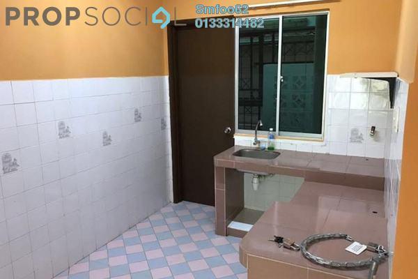 For Rent Condominium at Menara Alpha, Wangsa Maju Freehold Semi Furnished 3R/2B 1.4k