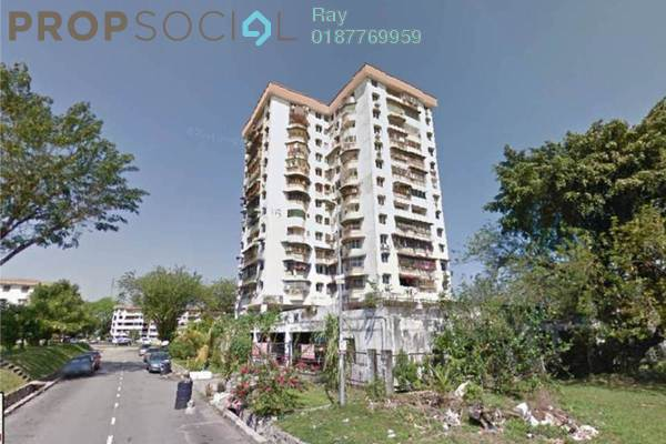 For Rent Condominium at Pandan Jaya, Pandan Indah Freehold Unfurnished 3R/1B 1.2k