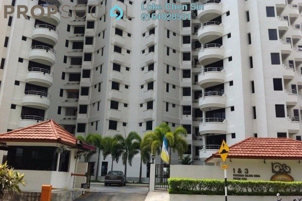 For Rent Apartment at Marina Tower, Tanjung Bungah Freehold Semi Furnished 3R/2B 950translationmissing:en.pricing.unit