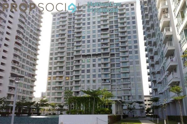 For Rent Condominium at Summer Place, Jelutong Freehold Semi Furnished 3R/2B 2k