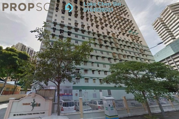 For Sale Apartment at Taman Serina, Jelutong Freehold Unfurnished 3R/2B 238k