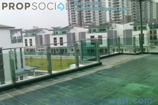 For Rent Terrace at Duta Suria, Ampang Freehold Semi Furnished 5R/5B 5.5k