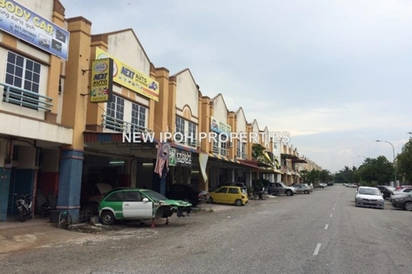 For Sale Factory at Sunway City Ipoh, Tambun Leasehold Unfurnished 0R/2B 438.0千