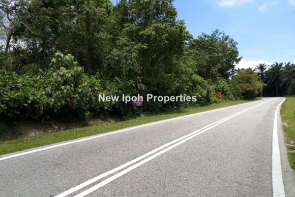 For Sale Land at Taman Lim, Ipoh  Unfurnished 0R/0B 528k