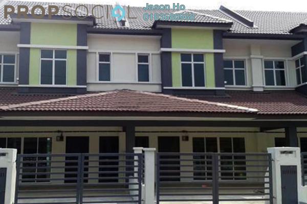 For Sale Terrace at Bandar Puteri Klang, Klang Freehold Unfurnished 4R/4B 630k