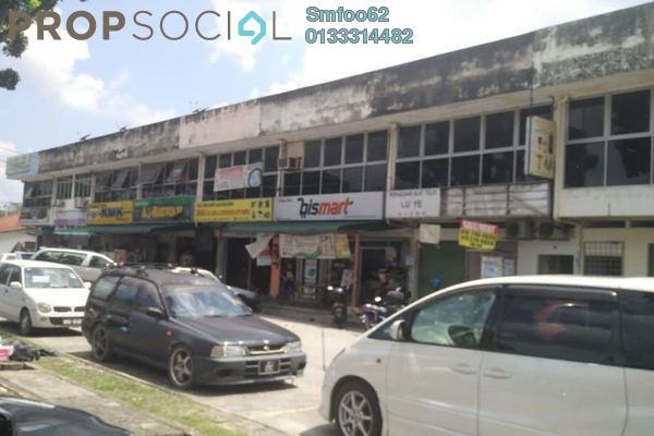 For Rent Shop at Danau Kota, Setapak Freehold Unfurnished 0R/0B 7.5k