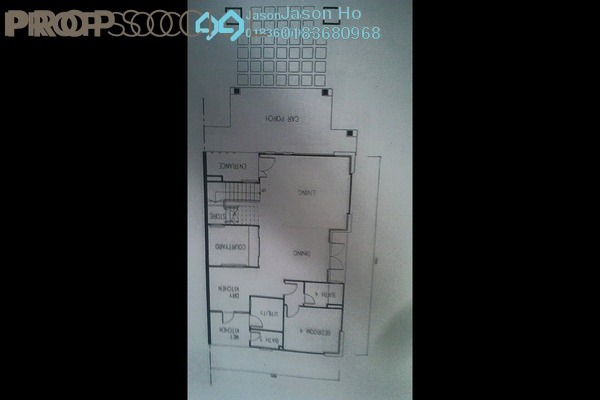For Sale Semi-Detached at Glenmarie Cove, Port Klang Freehold Semi Furnished 4R/5B 900k