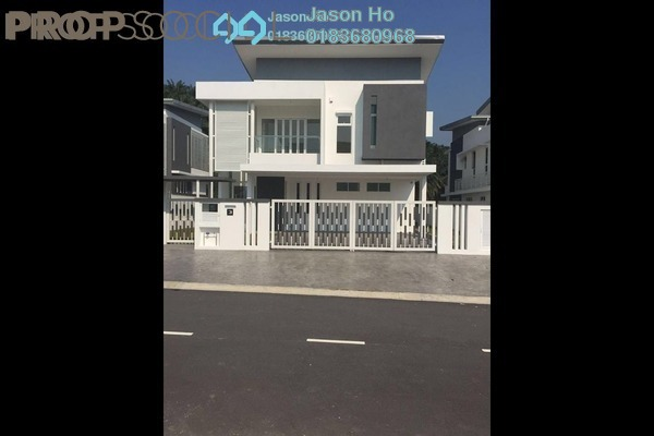 For Sale Bungalow at Cypress Residences, Denai Alam Freehold Unfurnished 5R/6B 2.5m