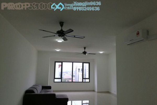 For Rent Serviced Residence at Da Men, UEP Subang Jaya Freehold Semi Furnished 0R/1B 1.5k