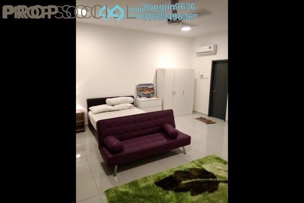 For Rent Serviced Residence at Da Men, UEP Subang Jaya Freehold Fully Furnished 0R/1B 2k