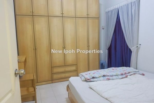 For Sale Condominium at Ipoh Kiara Heights, Ipoh Leasehold Unfurnished 3R/2B 308k