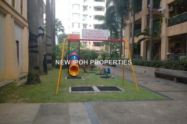 For Rent Condominium at Damaipuri Condominium, Ipoh Leasehold Unfurnished 3R/2B 2k