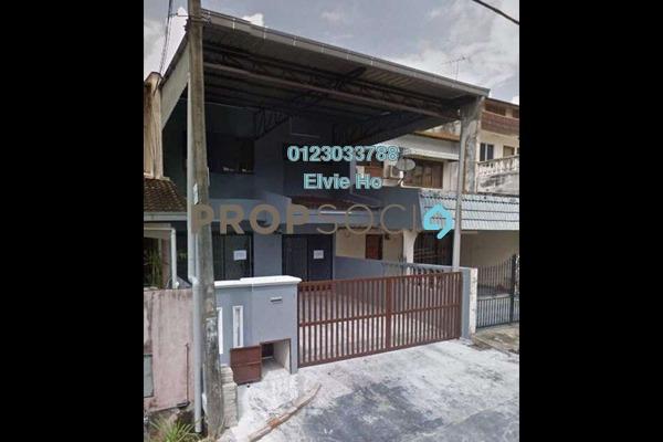 For Rent Terrace at Taman Bukit Kajang Baru, Kajang Freehold Unfurnished 4R/3B 1.3k
