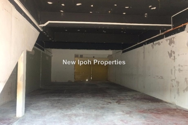 For Rent Shop at Ipoh Garden, Ipoh Leasehold Unfurnished 0R/2B 1.7k