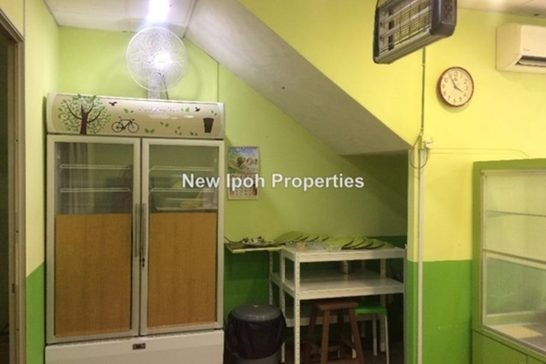 For Rent Shop at Taman Hoover, Ipoh Leasehold Unfurnished 0R/0B 0translationmissing:en.pricing.unit