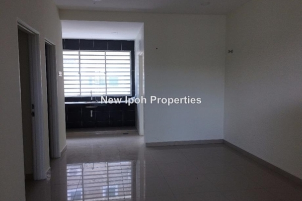For Sale Terrace at Bandar Cyber, Ipoh Leasehold Unfurnished 4R/4B 438k