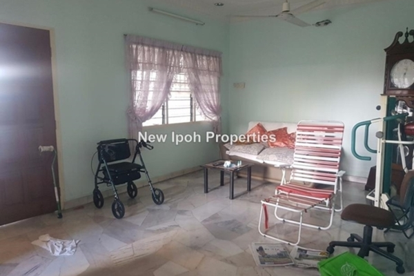 For Sale Terrace at Tiara Lake Park, Ipoh Leasehold Unfurnished 5R/3B 448k