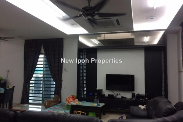 For Sale Terrace at Taman Ipoh Jaya, Ipoh Leasehold Unfurnished 4R/4B 650k