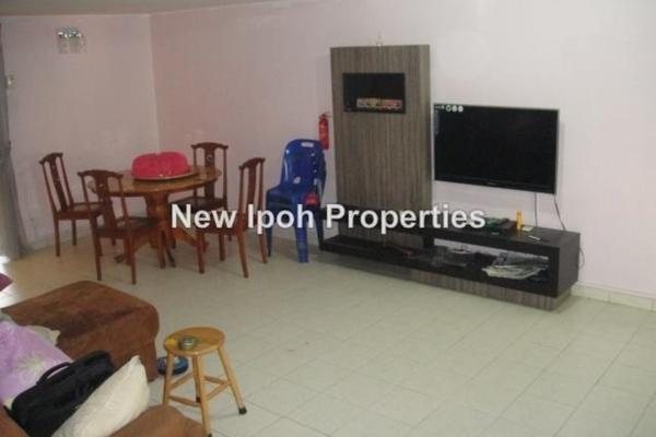 For Rent Terrace at Taman Pakatan Jaya, Ipoh Leasehold Unfurnished 4R/2B 1.1k