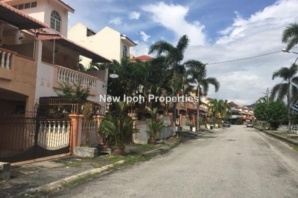 For Sale Terrace at Panorama Lapangan Perdana, Ipoh Leasehold Unfurnished 4R/3B 365k