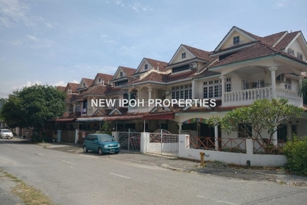 For Sale Terrace at Arena Kepayang Putra, Ipoh Leasehold Unfurnished 5R/3B 380k