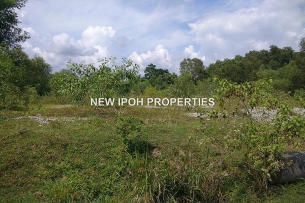 For Sale Land at Kampung Tawas, Ipoh Leasehold Unfurnished 0R/0B 960k