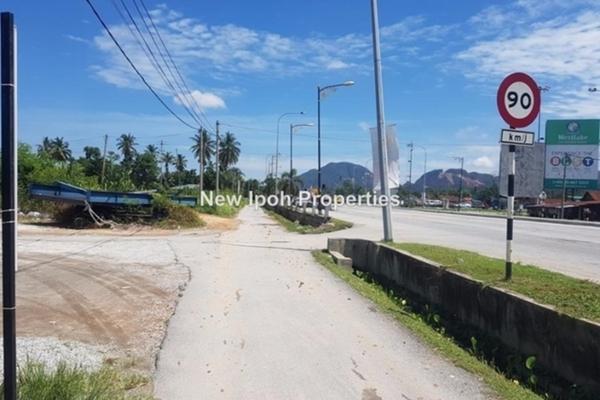 For Sale Land at Kampung Kepayang, Simpang Pulai Leasehold Unfurnished 0R/0B 2.6m
