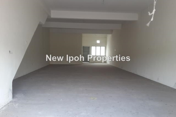 For Sale Shop at Taman Bercham Idaman, Ipoh Leasehold Unfurnished 0R/4B 515k