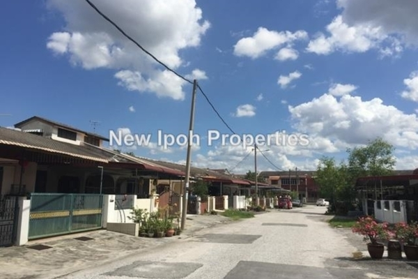 For Sale Terrace at Kampung Simee, Ipoh Leasehold Unfurnished 3R/2B 242k