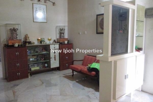 For Sale Terrace at Taman Permai, Ipoh Leasehold Unfurnished 3R/2B 181k