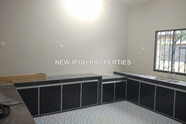 For Rent Terrace at Kampung Simee, Ipoh Leasehold Unfurnished 4R/3B 1.3k