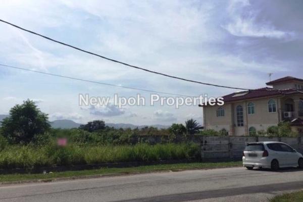 For Sale Land at Taman Pasir Putih Selatan, Ipoh Leasehold Unfurnished 0R/0B 216k