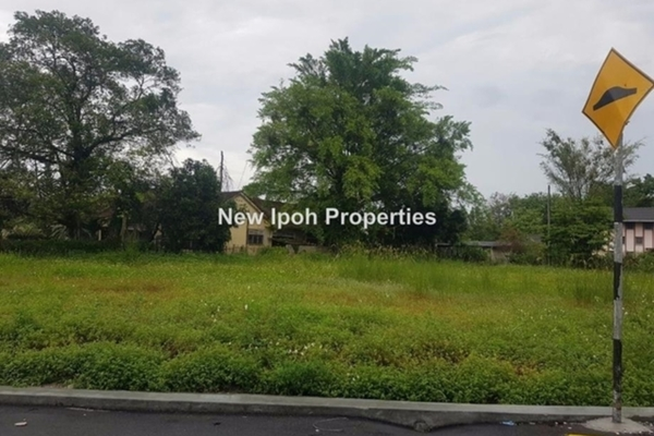 For Sale Land at Lebuh Lasam, Ipoh Leasehold Unfurnished 0R/0B 2.49m