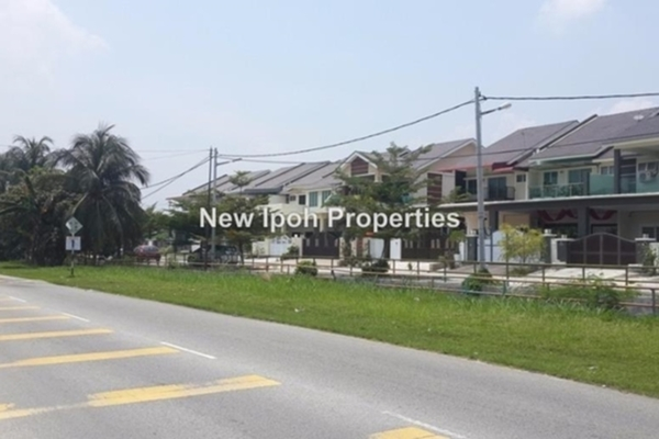 For Sale Land at Taman Rapat Setia, Ipoh Leasehold Unfurnished 0R/0B 368k