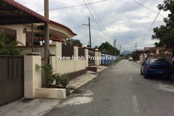 For Sale Land at Kampung Tawas, Ipoh Leasehold Unfurnished 0R/0B 143k