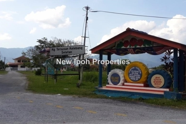 For Sale Villa at Taman Bertuah, Ipoh Leasehold Unfurnished 0R/0B 112k