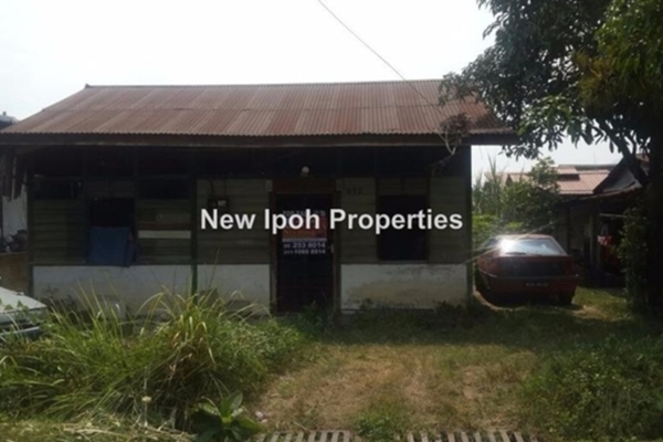 For Sale Land at Pasir Pinji, Ipoh Leasehold Unfurnished 0R/0B 98k
