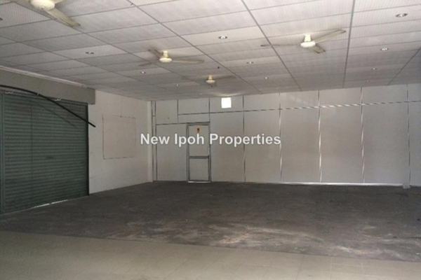 For Rent Shop at Kampung Baru Menglembu, Menglembu Leasehold Unfurnished 0R/0B 2.4k
