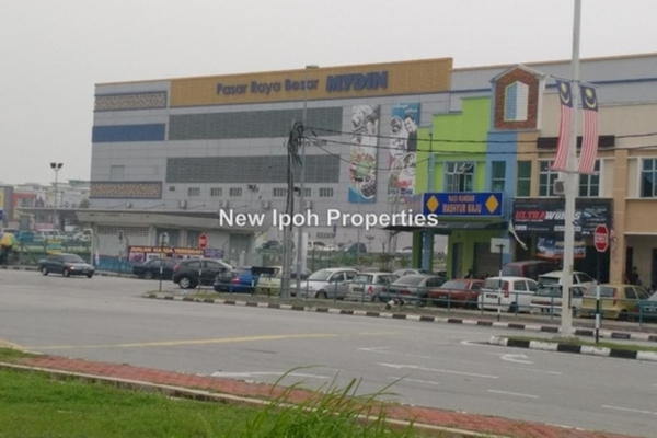 For Sale Shop at Meru Bestari, Ipoh Leasehold Unfurnished 0R/4B 1.25m