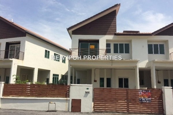For Sale Terrace at Clearwater Bay Resort, Ipoh Leasehold Unfurnished 3R/3B 399k