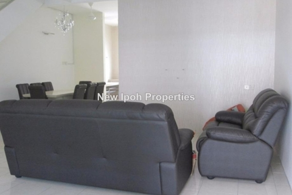 For Sale Terrace at Taman Sunlight, Ipoh Leasehold Unfurnished 3R/3B 251k