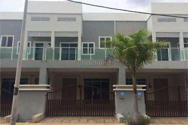 For Sale Terrace at Taman Perpaduan Koperasi, Tambun Leasehold Unfurnished 4R/4B 448k