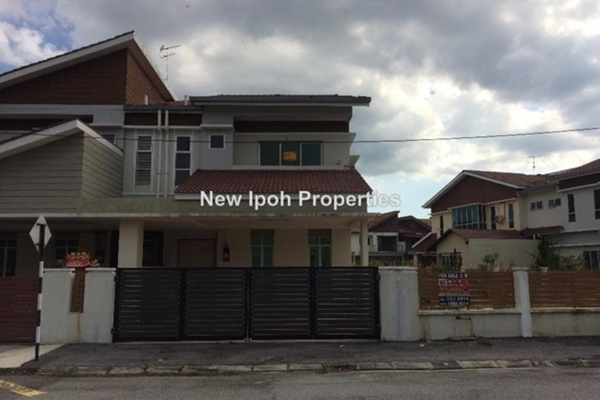 For Sale Terrace at Clearwater Bay Resort, Ipoh Leasehold Unfurnished 4R/4B 522k