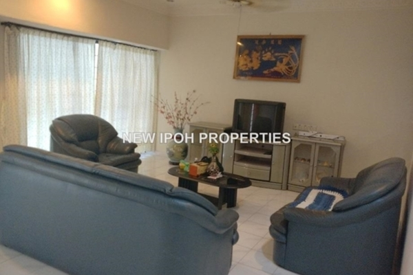 For Rent Terrace at East Eden @ Ipoh Garden East, Ipoh Leasehold Unfurnished 4R/2B 1.2k